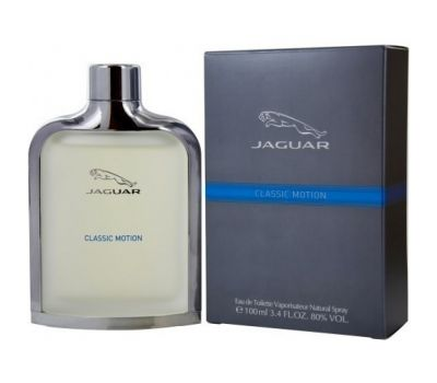 JAGUAR CLASSIC MOTION MEN EDT 100ML