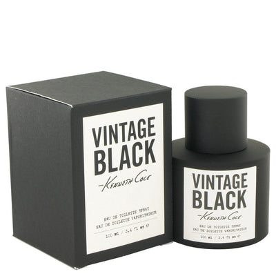 Kenneth Cole Vintage Black Men EDT 100ml