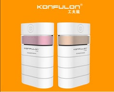 KONFULON Li-Polymer Power Bank 10000mah Model No M10