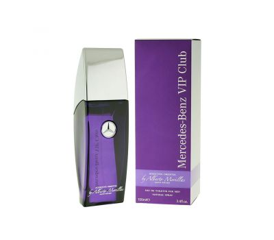 Mercedes Benz VIP Club Addictive Oriental Men EDT 100ml