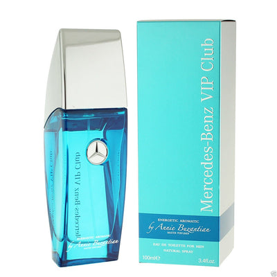 Mercedes Benz VIP Club Energetic Aromatic Men EDT 100ml