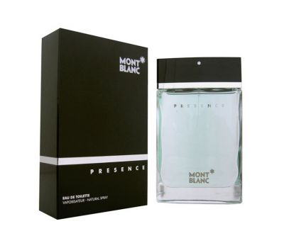 Mont Blanc Presence Men EDT 75ml