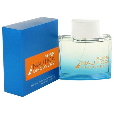NAUTICA PURE DISCOVERY MEN EDT 100ML