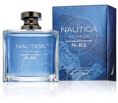 NAUTICA VOYAGE N-83 MEN EDT 100ML