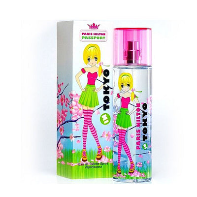 Paris Hilton Passport In Tokyo Women EDT 100ml