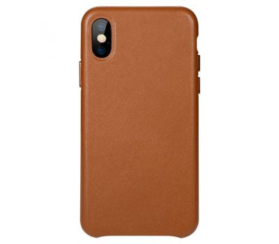 BENKS HANDMADE GENUINE LEATHER CASE FOR IPHONE X