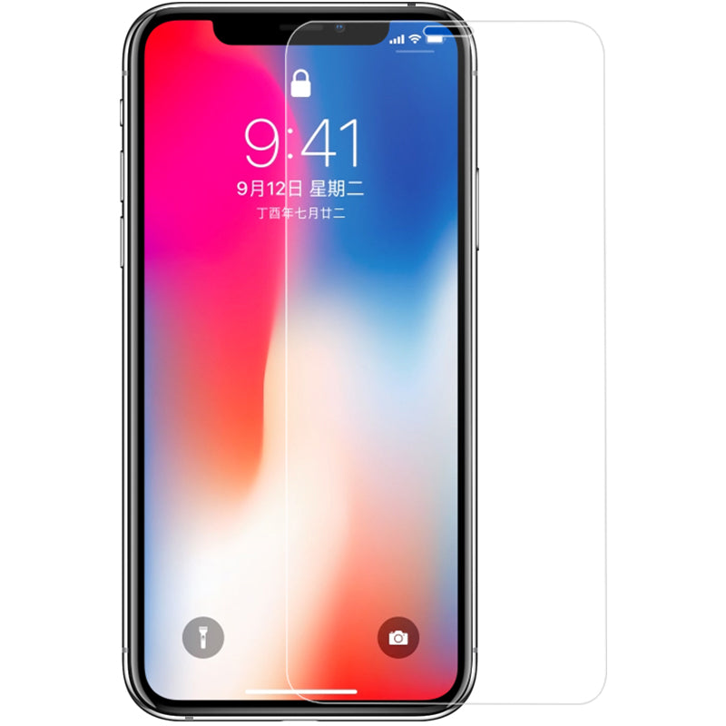 BENKS OKR+ SERIES HIGH-DEFINITON TEMPERED GLASSES FOR IPHONE XS/ XS MAX
