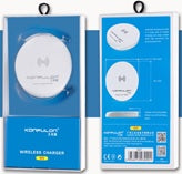 KONFULON MINI WIRELESS FAST CHARGER MODEL NO Q02