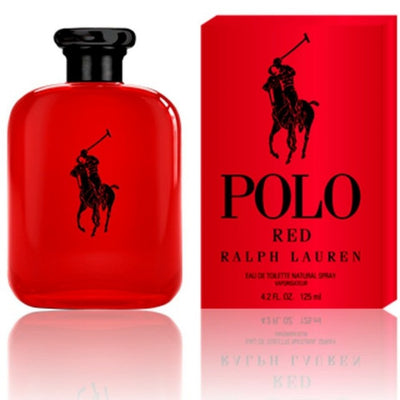 RALPH LAUREN POLO RED MEN  EDT 125ML