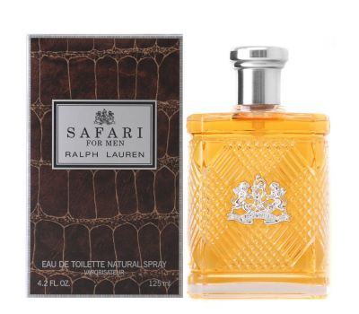 RALPH LAUREN SAFARI MEN EDT 125ML