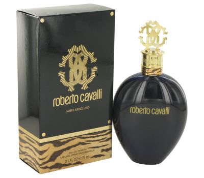 ROBERTO CAVALLI NERO ASSOLUTO WOMEN EDP 75ML