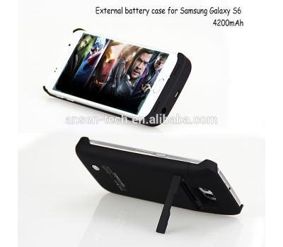 ANSEN 4200mAh Power Case for Samsung Galaxy S6
