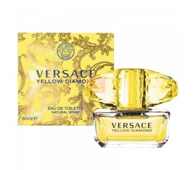 Versace Yellow Diamond Women EDT 50ml