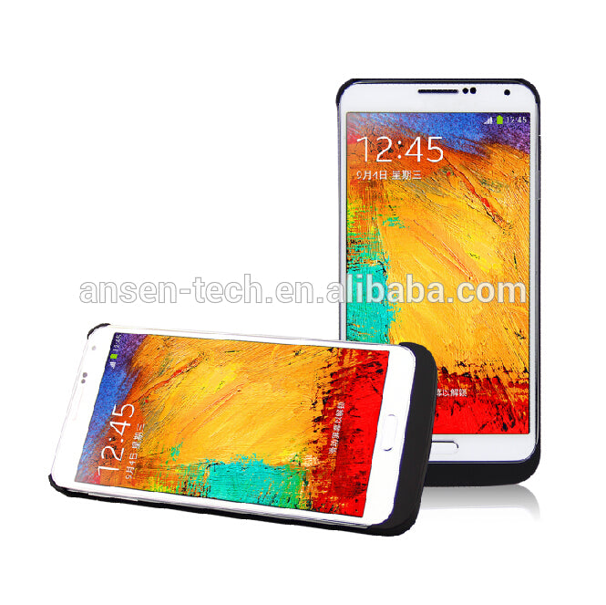 ANSEN External Solar Power Bank Case for Samsung Galaxy Note3