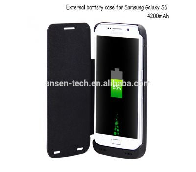 ANSEN Power Case For Samsung Galaxy S6 4200mah