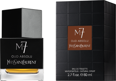 Yves Saint Laurent YSL M7 Oud Absolu Men EDT 80ml