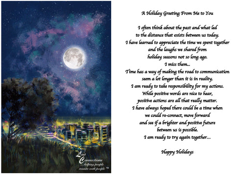 City On A Hill - Holiday Recollections & Wishes