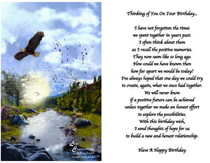 Nature By The Stream - Birthday Reflections & Aspirations