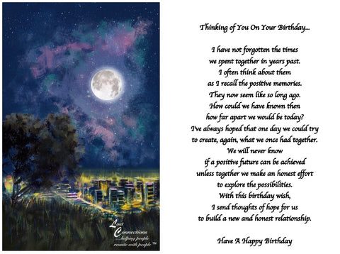 City On A Hill - Birthday Reflections & Aspirations