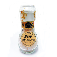 DROGHERIA & ALIMENTARI ALL NATURAL PINK HIMALAYAN SALT MILL