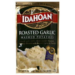 IDAHOAN ROASTED GARLIC MASHED POTATOES