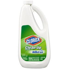 CLOROX CLEAN UP CLEANER WITH BLEAH ORIGINAL