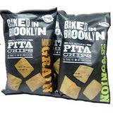 BAKED IN BROOKLYN SEA SALT PITA CHIPS