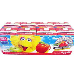 APPLE & EVE SESAME STREET APPLE 100%JUICE - 8 PACK