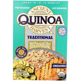 ANCIENT HARVEST QUINOA TRADITIONAL - GLUTEN FREE