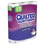 QUILTED NORTHERN BATH TISSUE ULTRA PLUSH