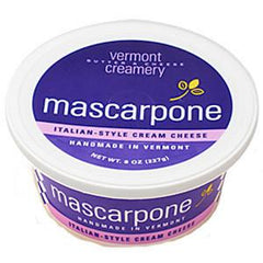 VERMONT MASCARPONE CREAM CHEESE