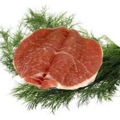 THINLY SLICED BONELESS PORK CHOPS
