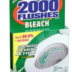 2000 FLUSH ANTIBACTERIAL TOILET BOWL CLEAN