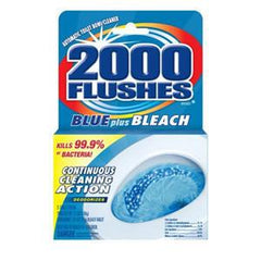 2000 FLUSH BLUEW BLEACH TOILET BOWL CLEAN