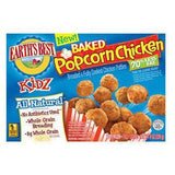 EARTH'S BEST KIDZ ALL NATURAL BAKED POPCORN CHICKEN 70% LESS FAT