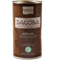 DAGOBA HOT CHOCOLATE AUTHENTIC