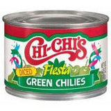 CHI-CHI DICED FIESTA GREEN CHILIES