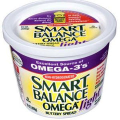 SMART BALANCE LIGHT WITH OMEGA 3 BUTTER