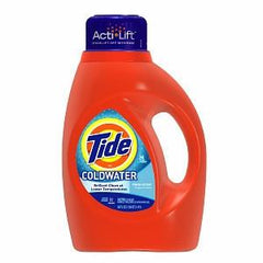 TIDE FRESH SCENT COLDWATER CLEAN DETERGENT
