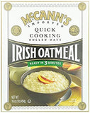 MCCANN'S IRISH OATMEAL QUICK COOKING