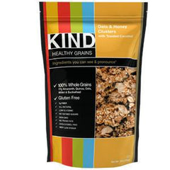 KIND MAPLE QUINOA CLUSTER WITH CHIA SEEDS GRANOLA