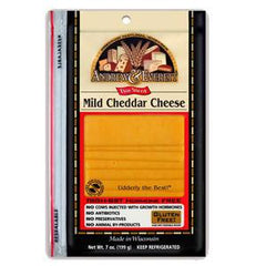 ANDREW & EVERETT SWISS CHEESE THIN SLICED
