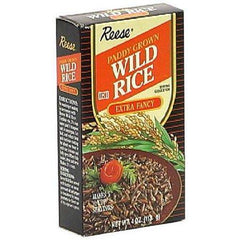 REESE PADDY GROWN WILD RICE