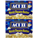 ACT II 94% FAT FREE POPCORN