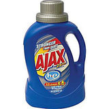AJAX 2X ULTRA HE LAUNDRY DETERGENT 32 LOADS