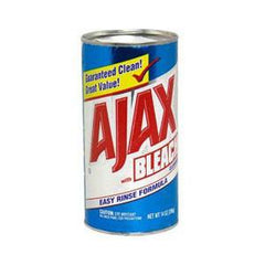 AJAX CLEANSER WITH BLEACH - POWDER