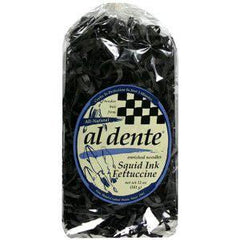 AL DENTE SQUID INK FETTUCCINE