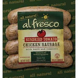 AL FRESCO ALL NATURAL SUNDRIED TOMATO CHICKEN SAUSAGE