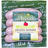 AL FRESCO ALL NATURAL SWEET APPLE CHICKEN SAUSAGE