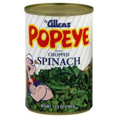 ALLENS POPEYE CHOPPED SPINACH